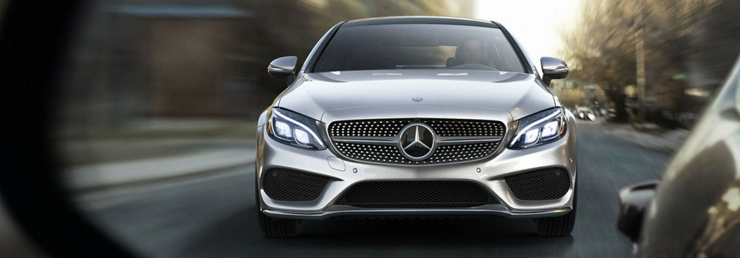 Where can I get the 2017 Mercedes-Benz C-Class near Portland, OR?