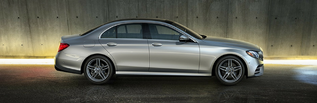 2017 Mercedes-Benz E300 4MATIC Sedan Performance Specs