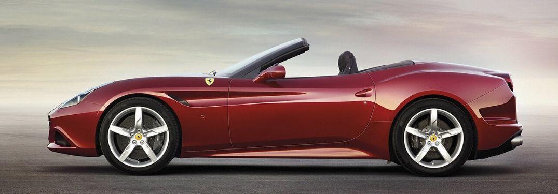 2016 Ferrari California T exterior driver side