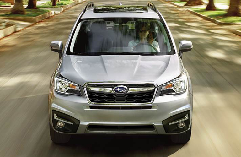 2018 Subaru Forester exterior front