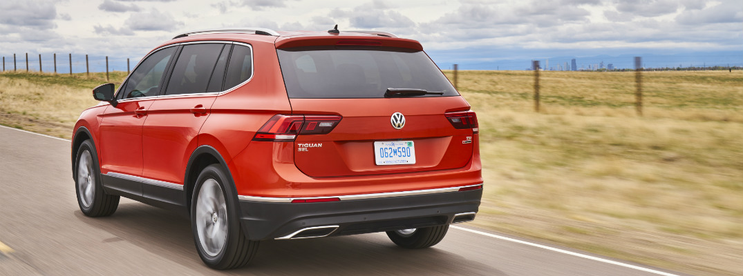 How much can you tow in the 2018 VW Tiguan?