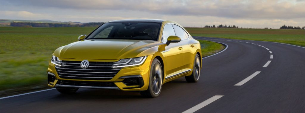 will the 2019 vw arteon have an r line version. Black Bedroom Furniture Sets. Home Design Ideas