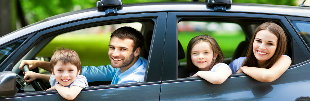 Family in a used Vehicle in Winchester VA