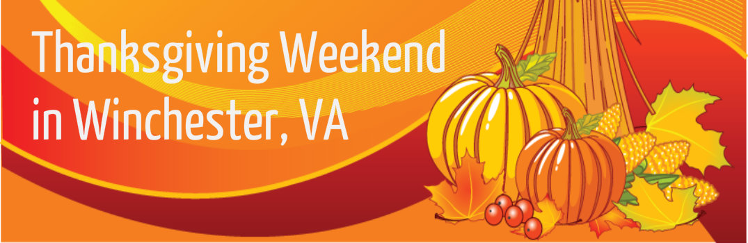 2016 Thanksgiving Events in Winchester, VA
