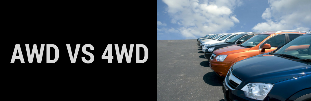 What S The Difference Between Awd And 4wd