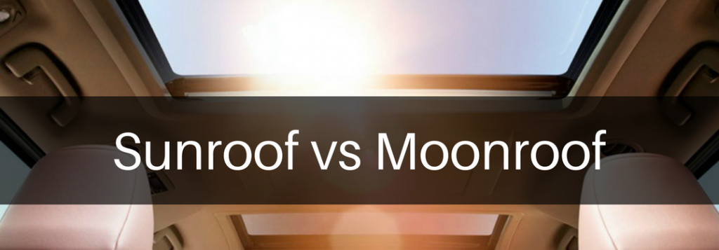 Toyota Winchester Va >> What are the Differences Between a Sunroof and a Moonroof?