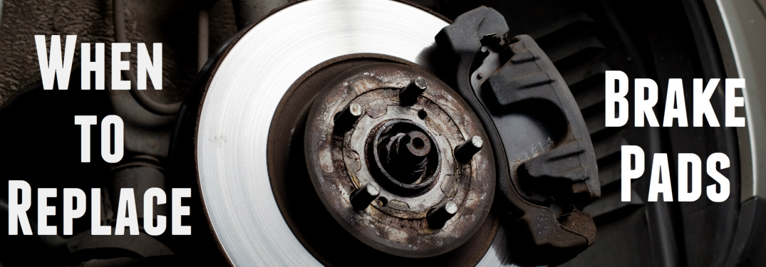 When Should I Replace Brake Pads?