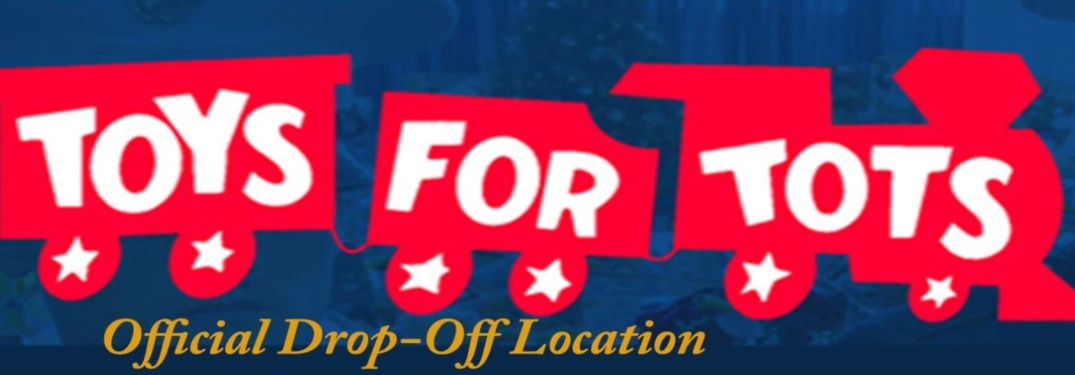 Toys for Tots official Drop-Off Location at CrossPointe Motor Cars