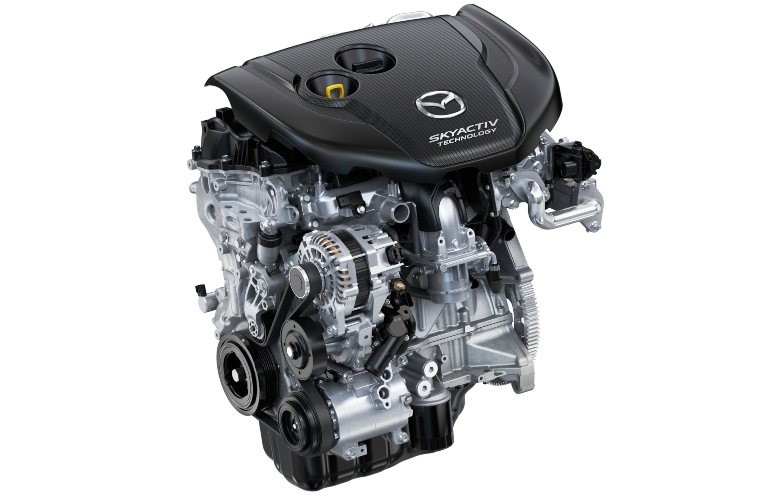 2019 Mazda CX-5 Skyactiv-D -2.2L Engine