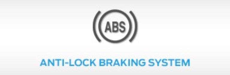 Ford Anti-Lock Braking System Warning Light