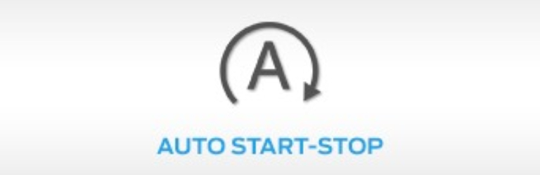 Ford Auto Start Stop Warning Light