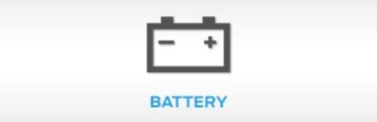 Ford Battery Warning Light