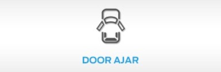 Ford Door Ajar light
