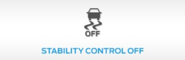 Ford Stability Control Off Warning Light