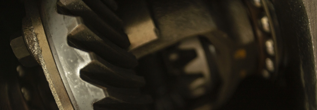 close up shot of differential