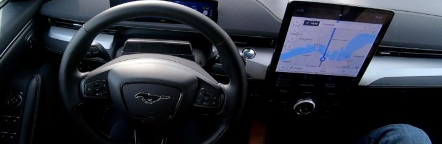 Ford Bluecruise hands-free driving technology
