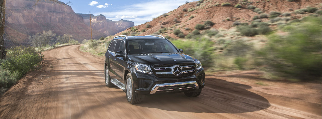 2017 Mercedes-Benz GLS450 10Best Trucks and SUVs List