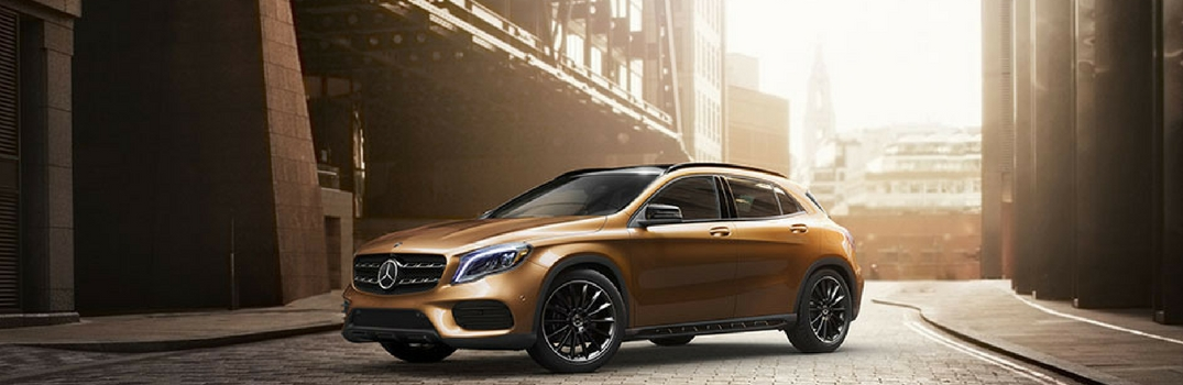 What are the Best Safety Features on the 2018 Mercedes-Benz GLA 250 4MATIC?