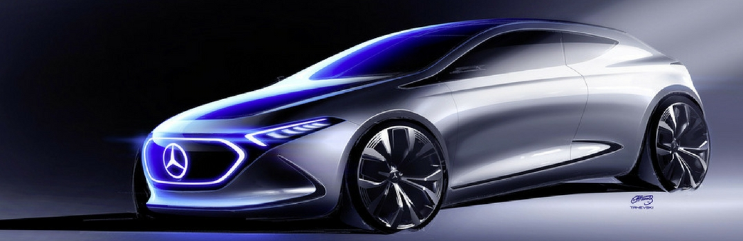 What is the Mercedes-Benz Concept EQA?