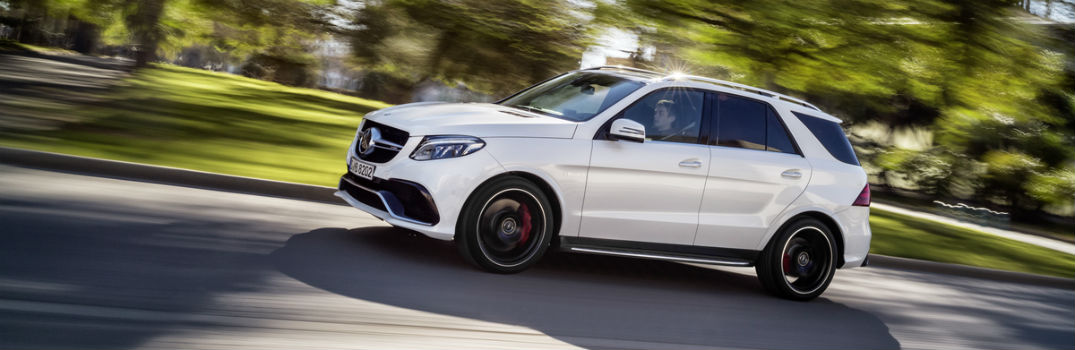 2017 Mercedes Benz Gle Coupe Suv Trim Options