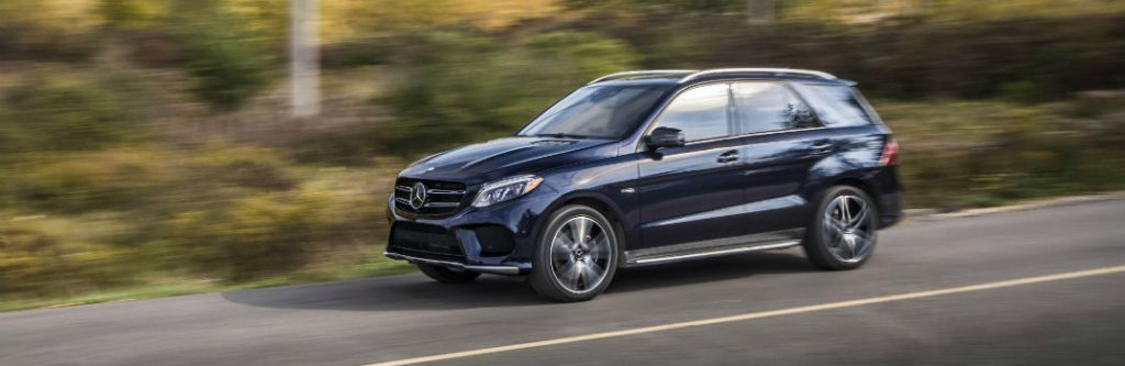2017 Mercedes Amg Gle43 Coupe Suv New Safety Features