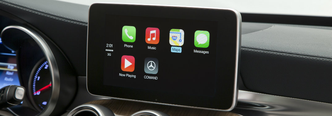 Can you use Apple CarPlay in a Mercedes-Benz?