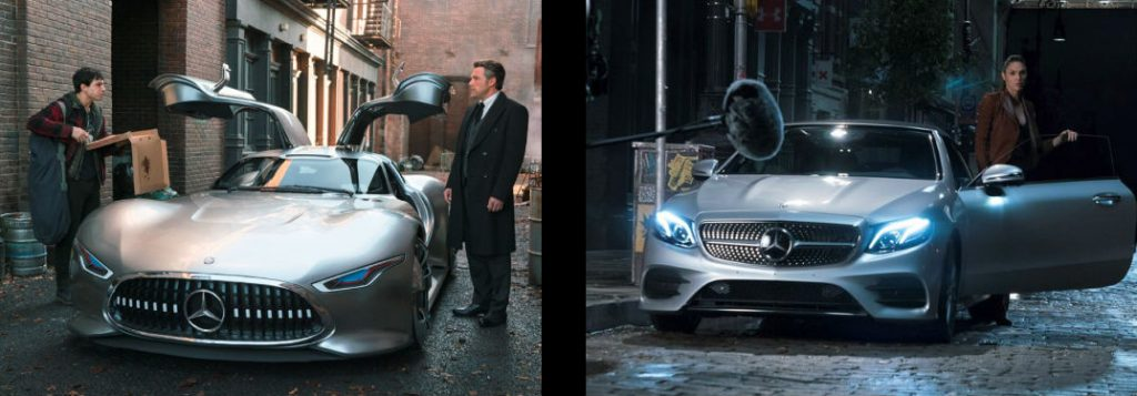 Mercedes Certified Pre Owned >> What car does Bruce Wayne drive in Justice League?