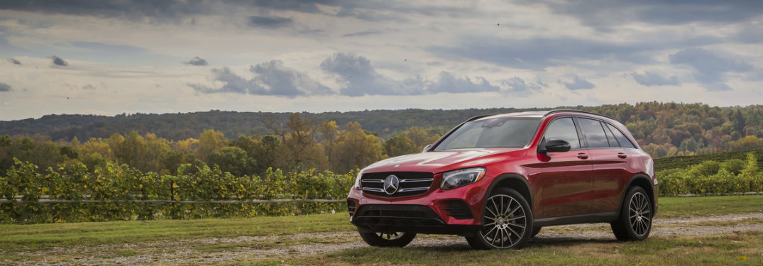 2017 and 2018 Mercedes-Benz GLC Earn the IIHS Top Safety Pick Plus