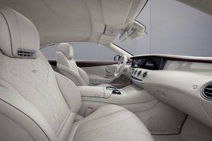 2019 Mercedes Benz S Class Exclusive Edition Interior White O Star