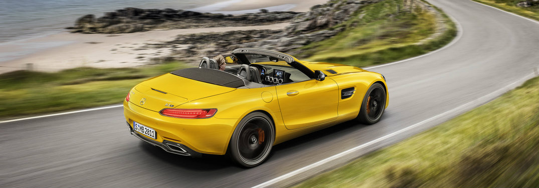 2019 Mercedes Amg Gt Roadster Models And Engine Output