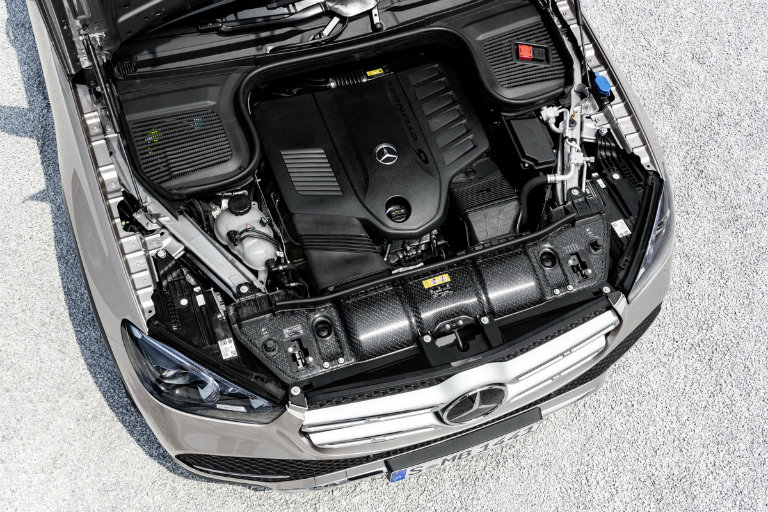 2020 Mercedes-Benz GLE Engine Specs and Performance