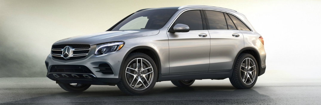 2018 MB GLC profile shot