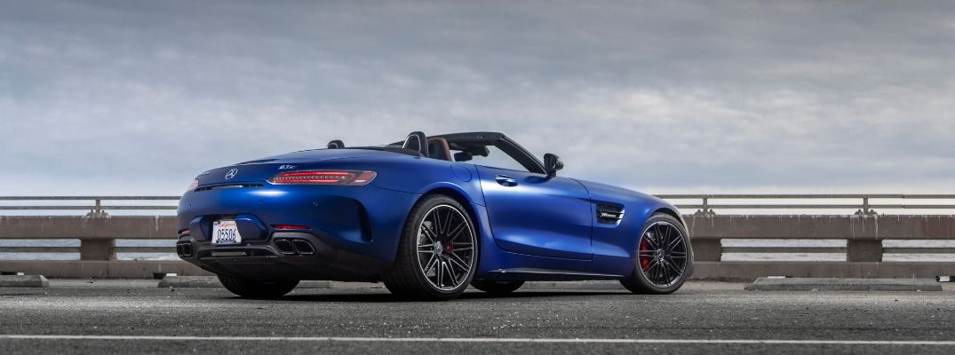 First Look: 2020 Mercedes-AMG® GT C Roadster