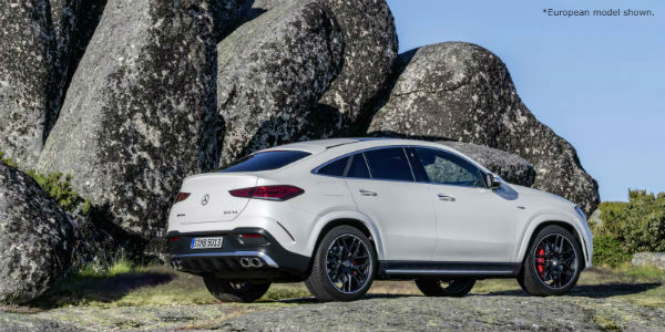 2021 Mercedes-AMG® GLE 53 Coupe Power and Performance Specs