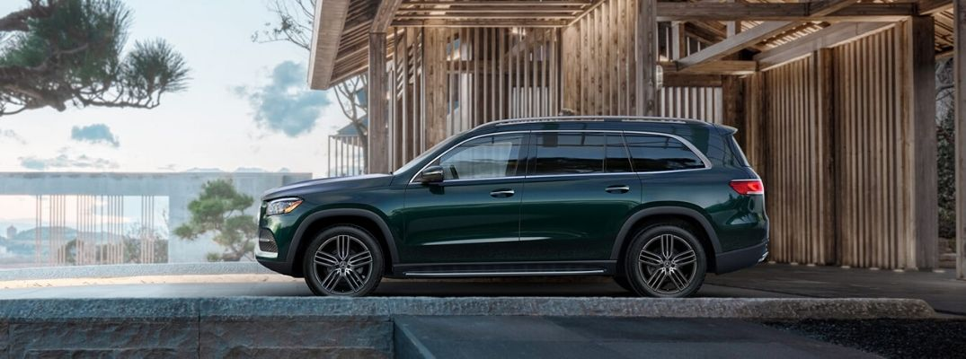 Customize Your Mercedes-Benz GLS with 11 Exterior Colors to Choose From