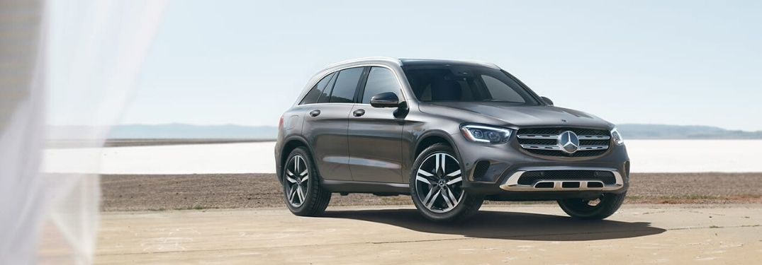 2020 Mercedes-Benz GLS in front of water from exterior front passenger side