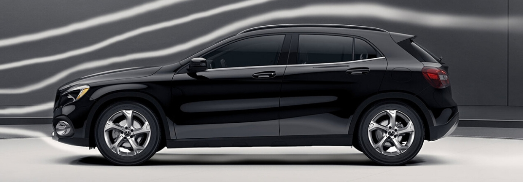 2020 Mercedes-Benz GLA from drivers side