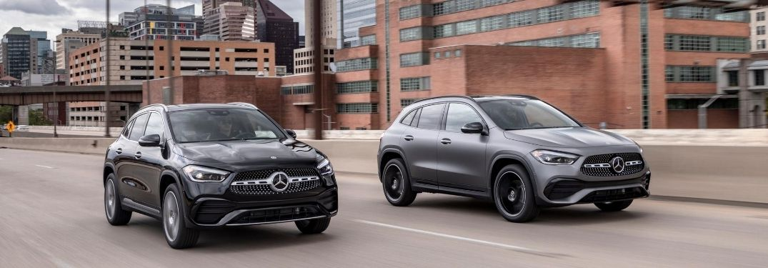 Which 2021 Mercedes-Benz SUV should I get?