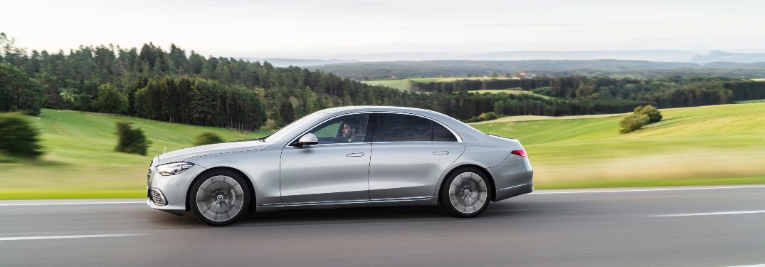 What's new on the 2021 Mercedes-Benz S-Class?