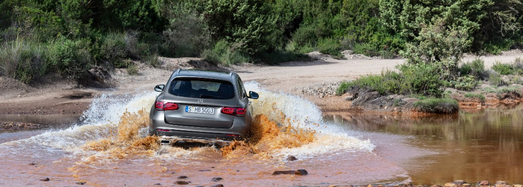 Video: Driving the 2021 Mercedes-Benz GLC 300