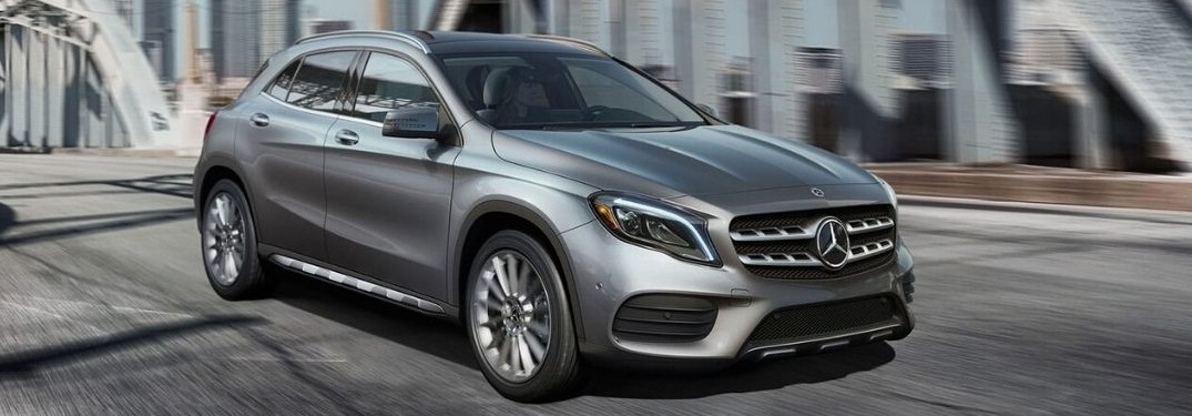 Watch a video about how the 2020 GLA differs from the previous generation!