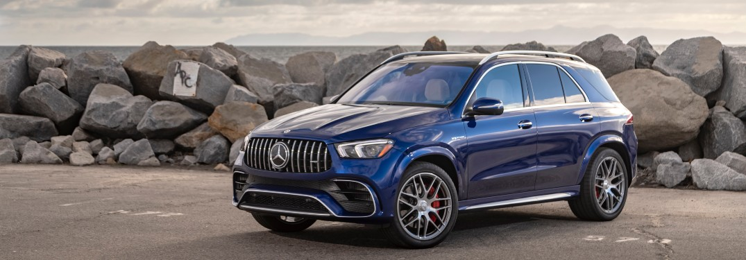 Learn about the interior features and technology in the 2021 GLE SUV!