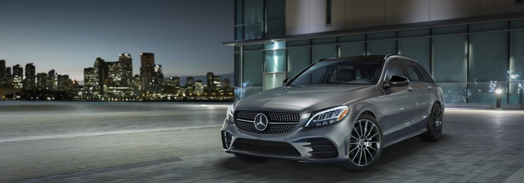 Check out the new C-Class Wagon!