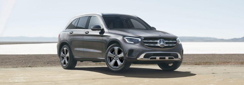 Unlock the 2021 Mercedes-Benz GLC Exterior Color Options