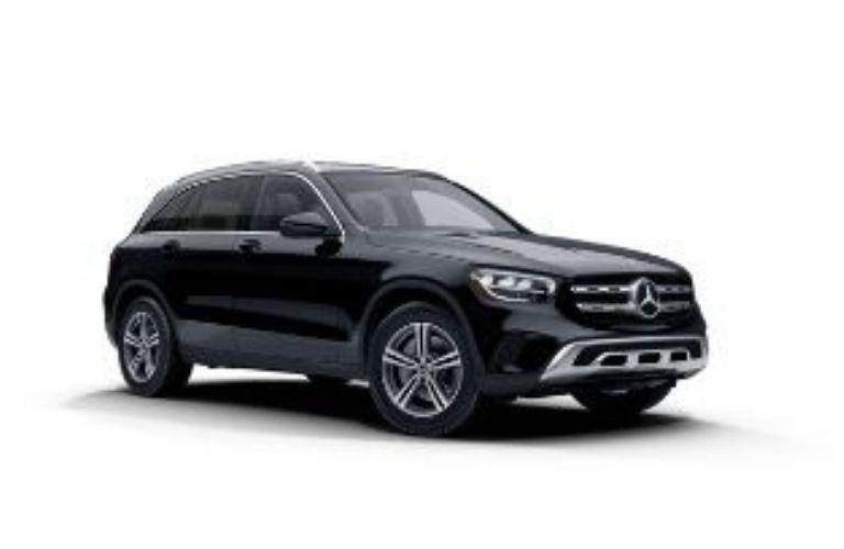 2021 Mercedes-Benz GLC Black