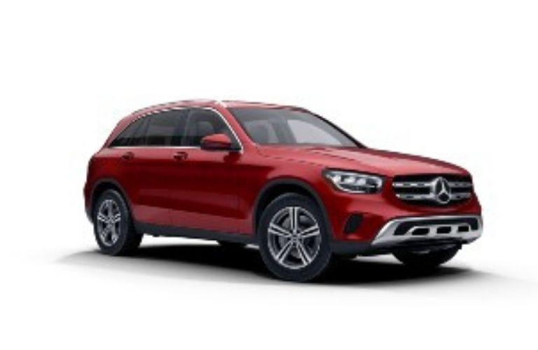 2021 Mercedes-Benz GLC  Cardinal Red Metallic