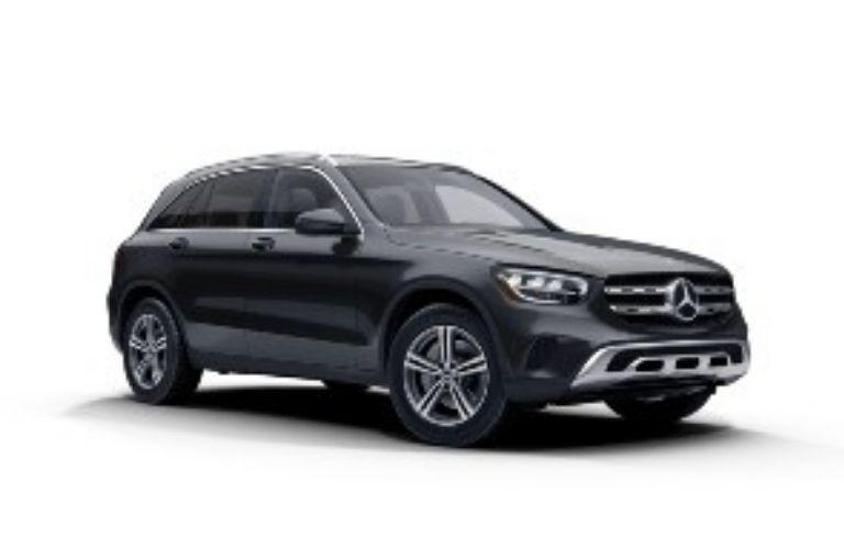 2021 Mercedes-Benz GLC  Graphite Gray Metallic
