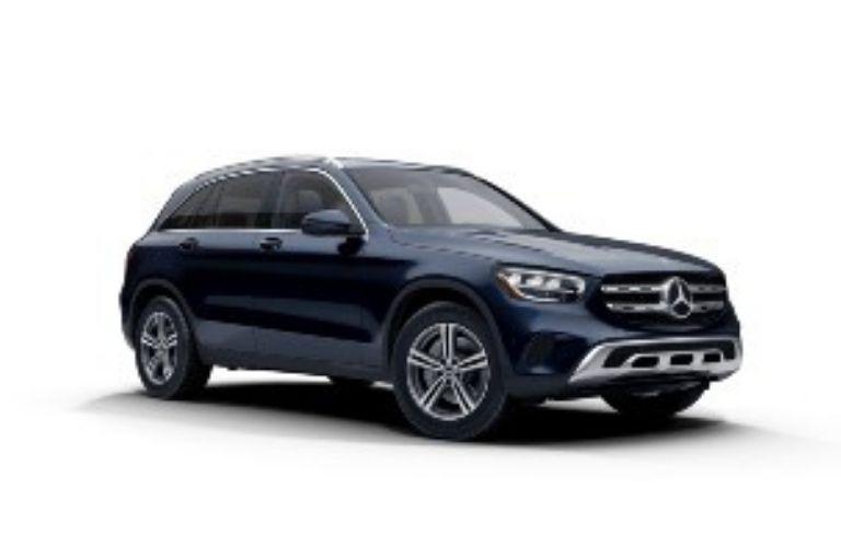 2021 Mercedes-Benz GLC Lunar Blue Metallic
