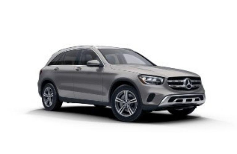 2021 Mercedes-Benz GLC Mojave Silver Metallic