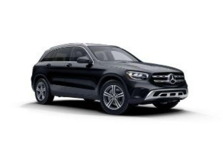 2021 Mercedes-Benz GLC Obsidian Black Metallic